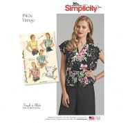 Simplicity Sewing Pattern 8593