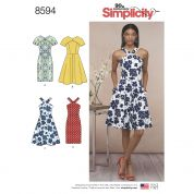 Simplicity Sewing Pattern 8594