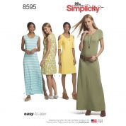 Simplicity Sewing Pattern 8595