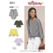 Simplicity Sewing Pattern 8601