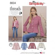 Simplicity Sewing Pattern 8604