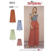 Simplicity Sewing Pattern 8605