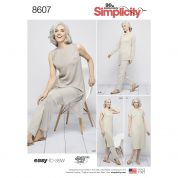 Simplicity Sewing Pattern 8607