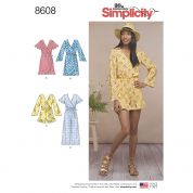 Simplicity Sewing Pattern 8608