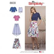 Simplicity Sewing Pattern 8609