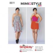 Simplicity Sewing Pattern 8611