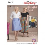Simplicity Sewing Pattern 8612