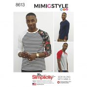 Simplicity Sewing Pattern 8613