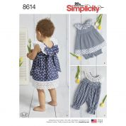 Simplicity Sewing Pattern 8614