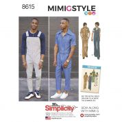 Simplicity Sewing Pattern 8615