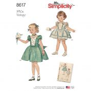 Simplicity Sewing Pattern 8617