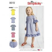 Simplicity Sewing Pattern 8619