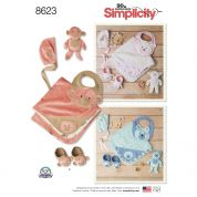 Simplicity Sewing Pattern 8623