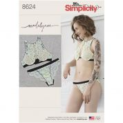 Simplicity Sewing Pattern 8624