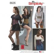 Simplicity Sewing Pattern 8626