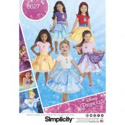 Simplicity Sewing Pattern 8627