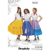 Simplicity Sewing Pattern 8628