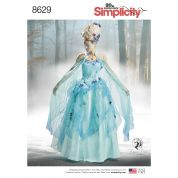 Simplicity Sewing Pattern 8629