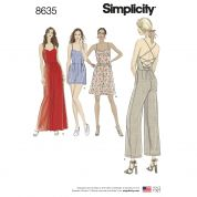 Simplicity Sewing Pattern 8635