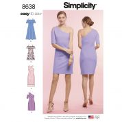 Simplicity Sewing Pattern 8638