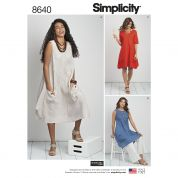 Simplicity Sewing Pattern 8640