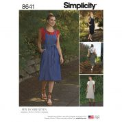 Simplicity Sewing Pattern 8641