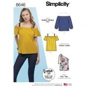 Simplicity Sewing Pattern 8646