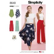 Simplicity Sewing Pattern 8649