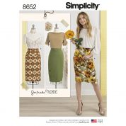 Simplicity Sewing Pattern 8652