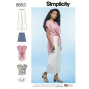 Simplicity Sewing Pattern 8653