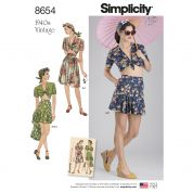 Simplicity Sewing Pattern 8654