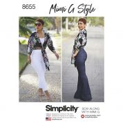 Simplicity Sewing Pattern 8655