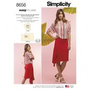 Simplicity Sewing Pattern 8656
