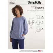 Simplicity Sewing Pattern 8658