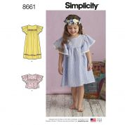 Simplicity Sewing Pattern 8661