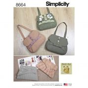 Simplicity Sewing Pattern 8664
