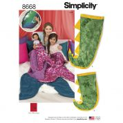 Simplicity Sewing Pattern 8668