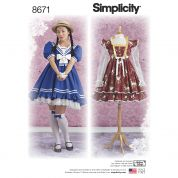 Simplicity Sewing Pattern 8671