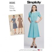 Simplicity Sewing Pattern 8686