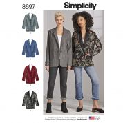 Simplicity Sewing Pattern 8697