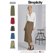 Simplicity Sewing Pattern 8699