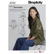 Simplicity Sewing Pattern 8700