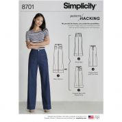 Simplicity Sewing Pattern 8701