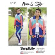 Simplicity Sewing Pattern 8702