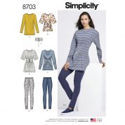 Simplicity Sewing Pattern 8703