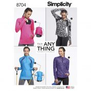 Simplicity Sewing Pattern 8704