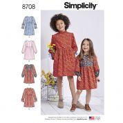 Simplicity Sewing Pattern 8708