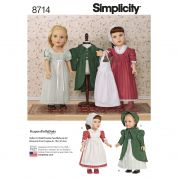 Simplicity Sewing Pattern 8714