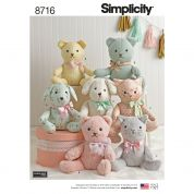 Simplicity Sewing Pattern 8716
