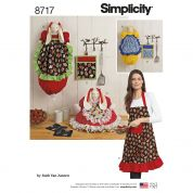 Simplicity Sewing Pattern 8717